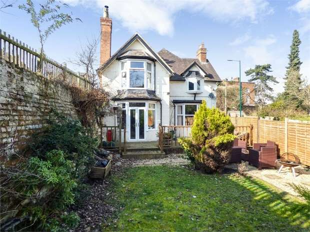 4 Bedrooms End Of Terrace House for sale in The Mount, Shrewsbury, Shropshire