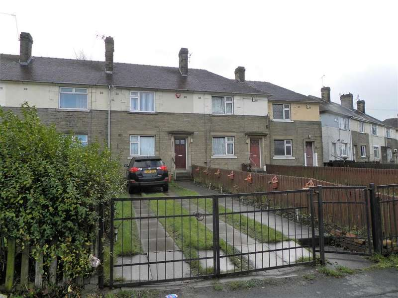 3 Bedrooms Town House for sale in Canterbury Avenue, Bradford, BD5 0PY