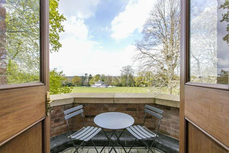 2 Bedrooms Apartment Flat for sale in Repton Park, Woodford Green IG8