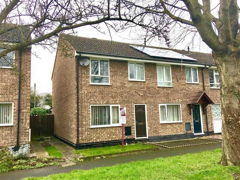 3 Bedrooms End Of Terrace House for sale in Roundway, Reabrook, Shrewsbury
