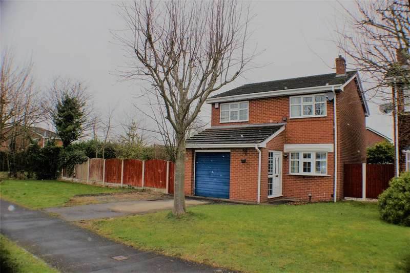 3 Bedrooms Detached House for sale in Mile Barn Road, Goulbourne, Wrexham, LL13