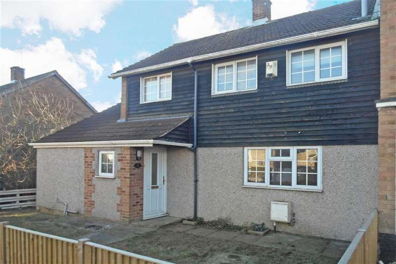 3 Bedrooms End Of Terrace House for sale in The Hedgerow, Basildon, Essex