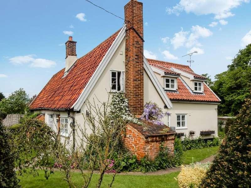 3 Bedrooms Detached House for sale in Falkenham, Nr Felixstowe