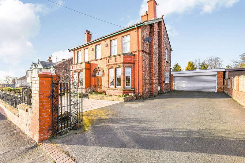 4 Bedrooms Detached House for sale in Park Road, Prescot, L34