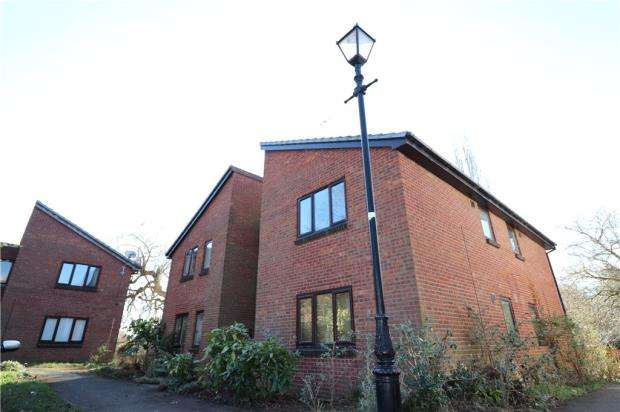 1 Bedroom Flat for sale in William Tarver Close, Warwick