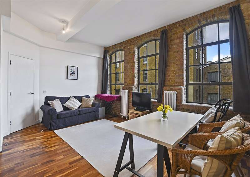 1 Bedroom Flat for sale in Connaught Works, 251 Old Ford Road, London, E3