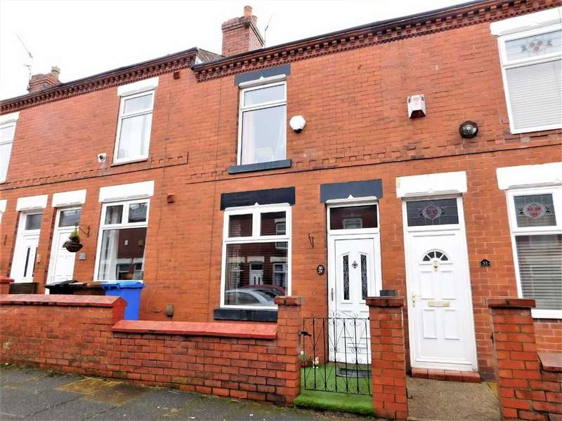 2 Bedrooms Terraced House for sale in Onslow Road, Edgeley, Stockport
