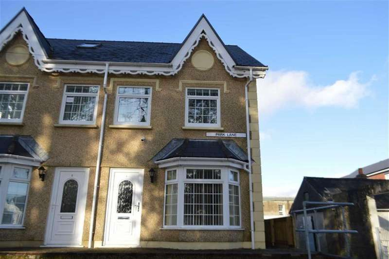 3 Bedrooms Town House for sale in Park Lane, Swansea, SA4