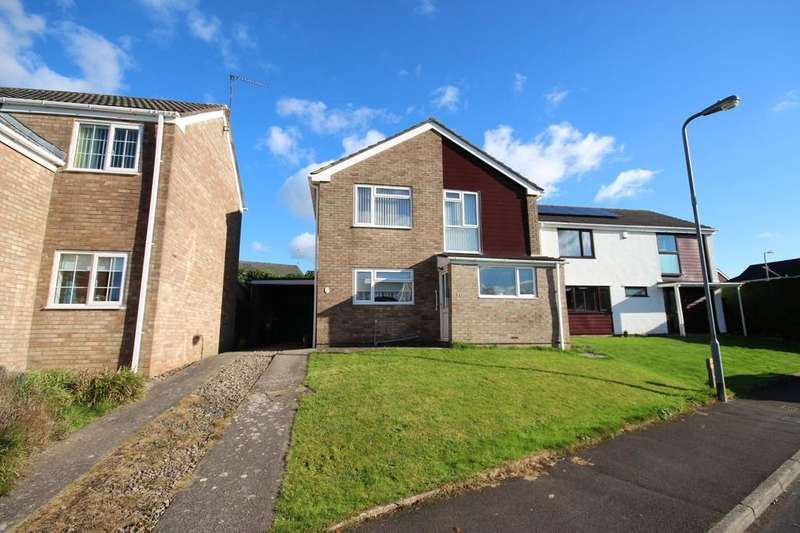 4 Bedrooms Detached House for sale in Pentwyn, Radyr