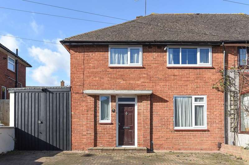 3 Bedrooms Semi Detached House for sale in Blythe Hill Orpington BR5