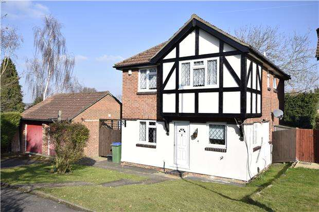 4 Bedrooms Detached House for rent in Amberley Close, ORPINGTON, Kent, BR6