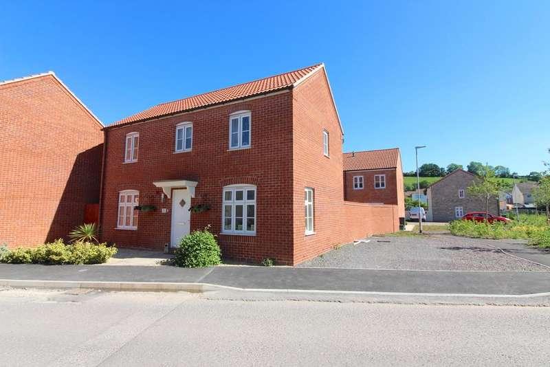 3 Bedrooms Detached House for sale in Sharpham Road, Glastonbury