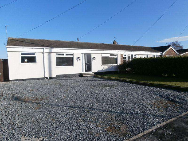 4 Bedrooms Semi Detached Bungalow for sale in Beck Garth, Hedon