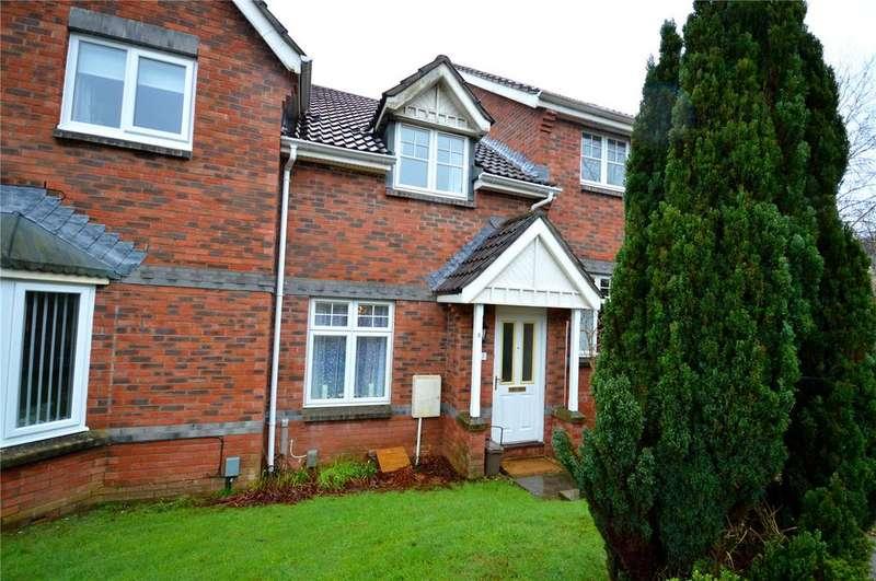 2 Bedrooms Terraced House for sale in Dungarvan Drive, Pontprennau, Cardiff, CF23