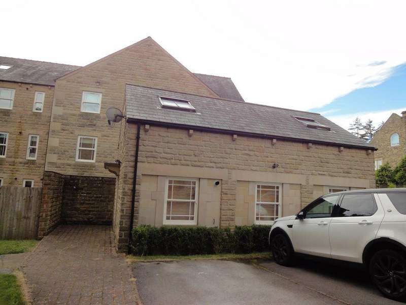 1 Bedroom Cottage House for rent in The Coach House, 11a Newfield Place, Dore, S17 3ER