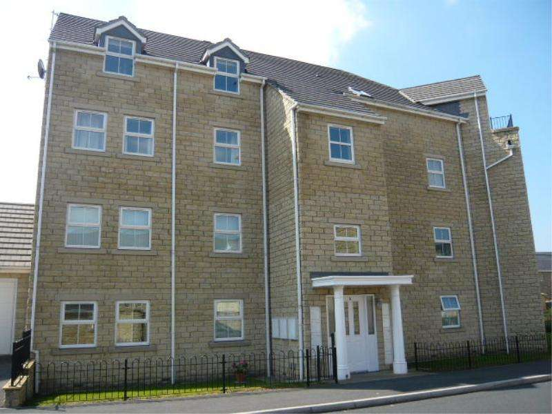 2 Bedrooms Flat for rent in NAVIGATION DRIVE, APPERLEY BRIDGE, BD10 0LW