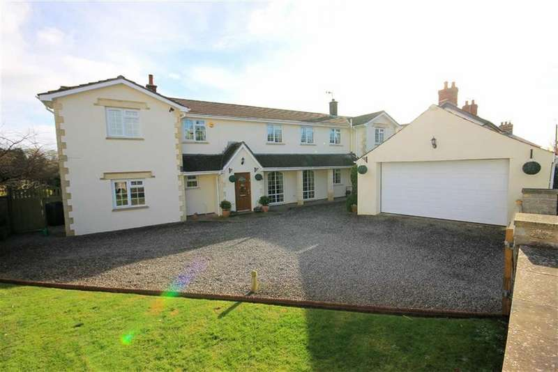 5 Bedrooms Detached House for sale in Llancadle, Vale Of Glamorgan
