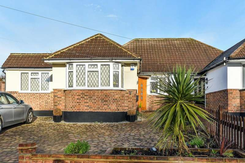 3 Bedrooms Semi Detached House for sale in Sandy Ridge, Chislehurst