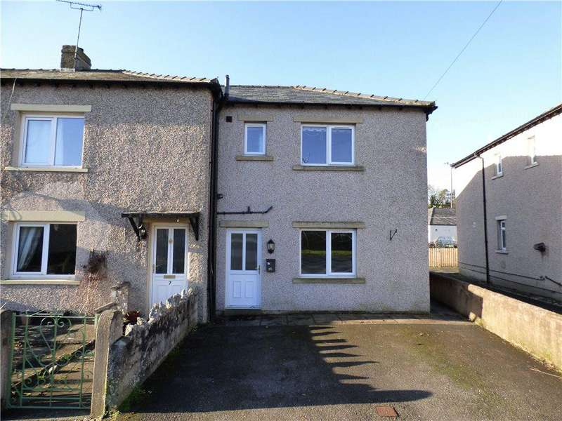 3 Bedrooms Semi Detached House for rent in Bankwell Road, Giggleswick, Settle, North Yorkshire