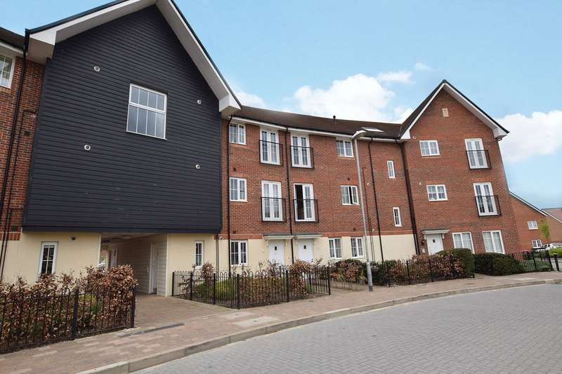 1 Bedroom Apartment Flat for sale in Fulmar Crescent, Jennett's Park, Bracknell, Berkshire, RG12
