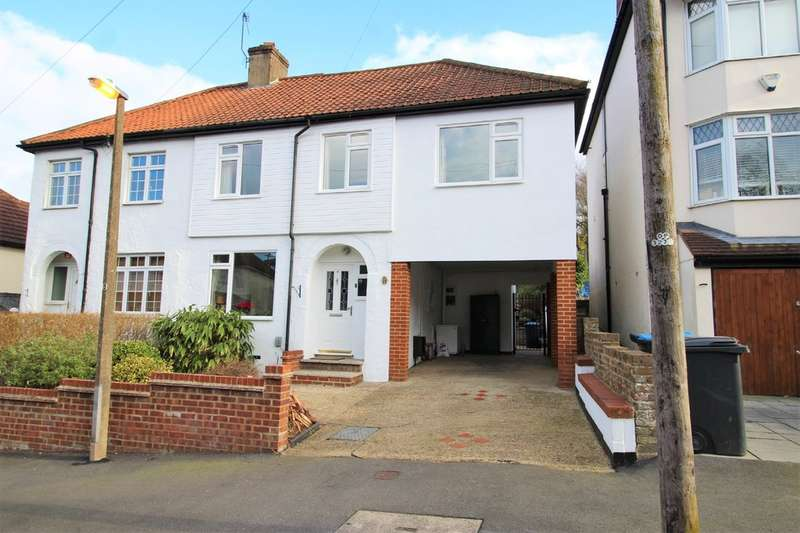 3 Bedrooms Semi Detached House for sale in Manor Estate, Apsley