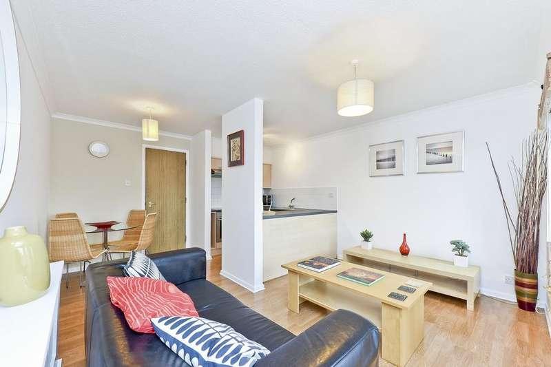 1 Bedroom Flat for sale in Dewberry Street, London E14