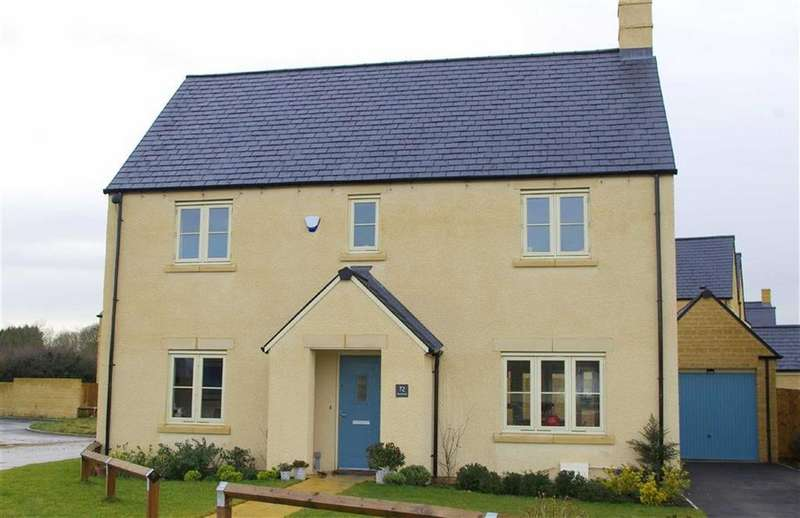 4 Bedrooms Detached House for sale in The Furrows, Bourton-on-the-Water, Gloucestershire
