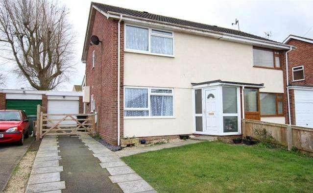 3 Bedrooms Semi Detached House for sale in Highcroft, Woolavington, Bridgwater