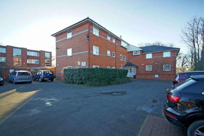 2 Bedrooms Flat for sale in Berkeley Court, Kelso Street, Leeds 2
