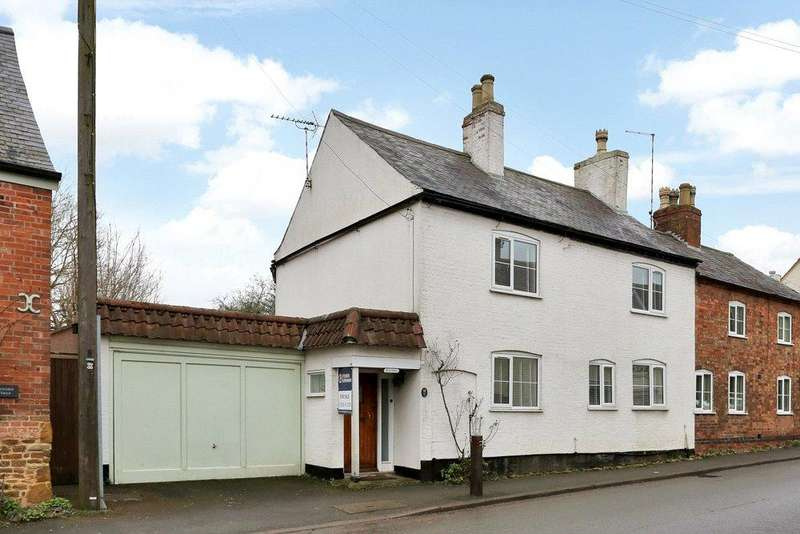 3 Bedrooms Detached House for sale in Houghton-on-the-Hill, Leicester, Leicestershire