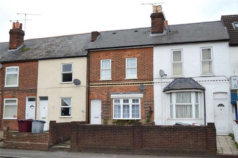 2 Bedrooms Terraced House for sale in Oxford Road, Reading, Berkshire, RG30