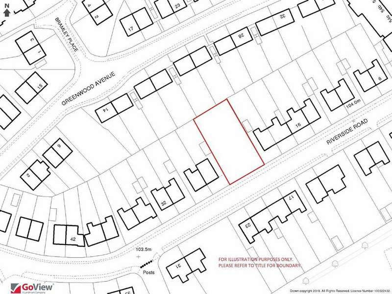 Land Commercial for sale in Riverside Road, Trent Vale, Stoke-on-Trent