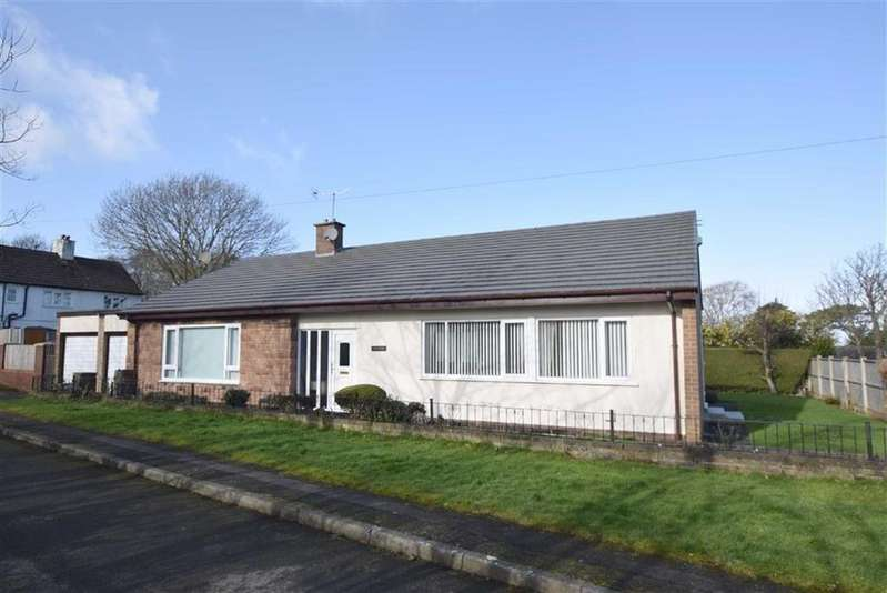 3 Bedrooms Detached Bungalow for sale in Fernbank Lane, CH49
