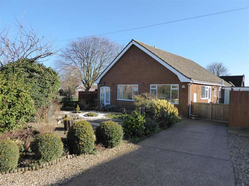 3 Bedrooms Detached Bungalow for sale in Harneis Crescent, Laceby