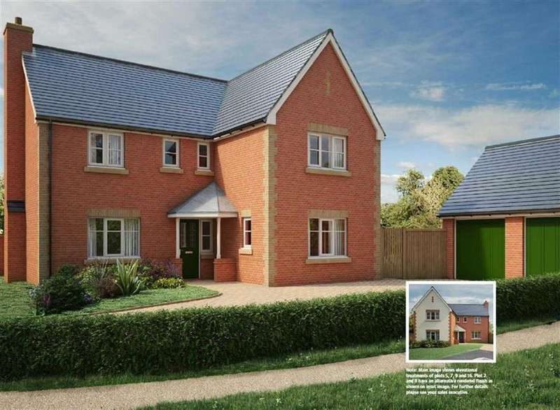 5 Bedrooms Detached House for sale in London Road, Woore, Woore Crewe