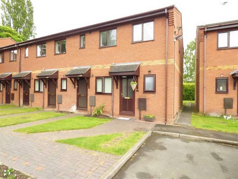 1 Bedroom Apartment Flat for sale in Izaak Walton Street, Stafford
