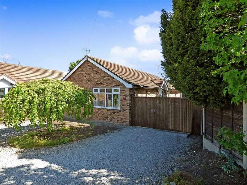3 Bedrooms Detached Bungalow for sale in Eastern Road, Willaston, Nantwich