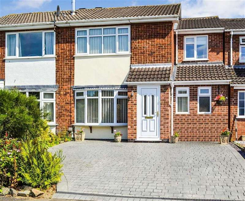 4 Bedrooms Semi Detached House for sale in Barlestone