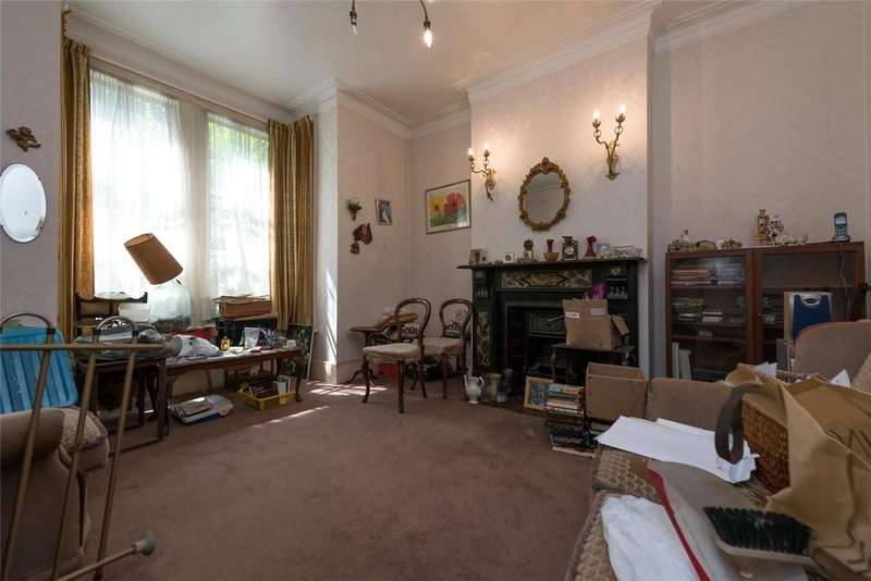 4 Bedrooms Terraced House for sale in Kempe Road, London, NW6