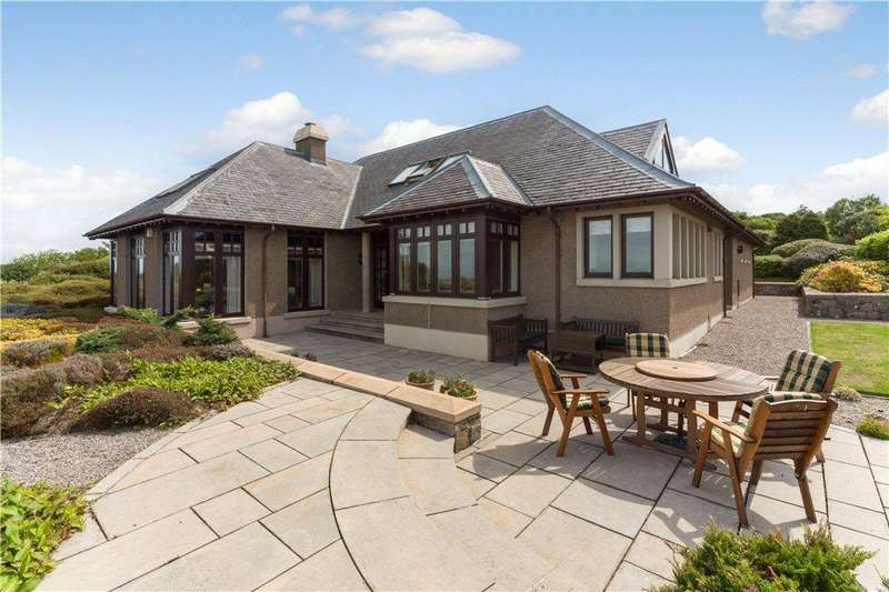 4 Bedrooms Detached House for sale in Rafford, Forres, Moray