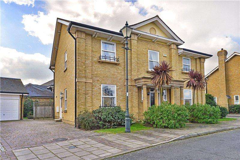 4 Bedrooms Detached House for rent in Burges Grove, Barnes, London, SW13