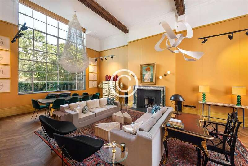 4 Bedrooms Flat for sale in Tite Street, Chelsea, London, SW3