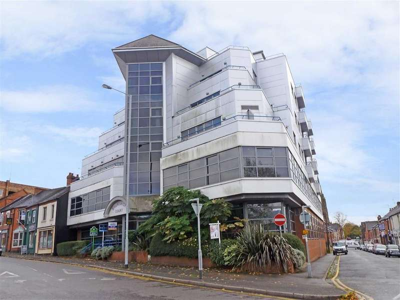 2 Bedrooms Apartment Flat for sale in Brunswick Court, Newcastle-under-Lyme