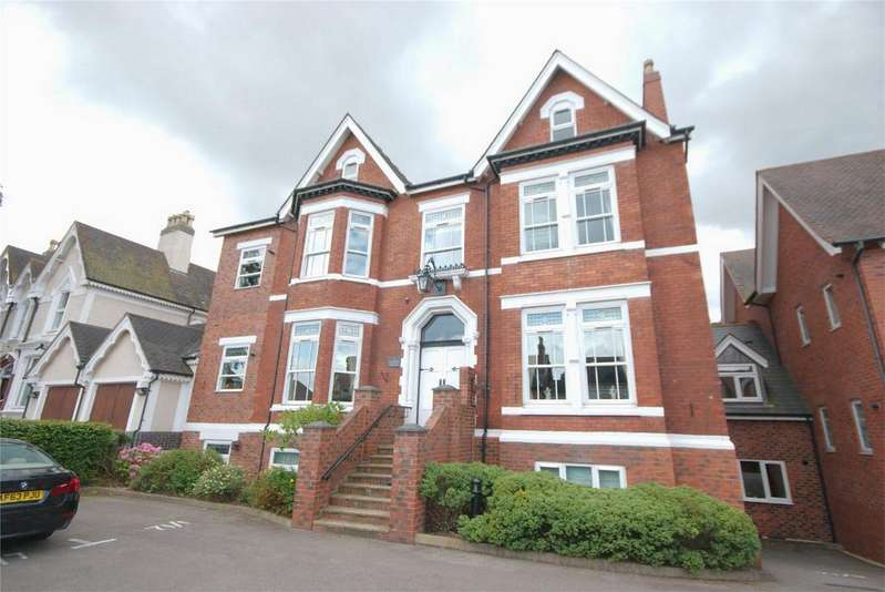 3 Bedrooms Flat for sale in George House, 71 Lichfield Road, SUTTON COLDFIELD, West Midlands