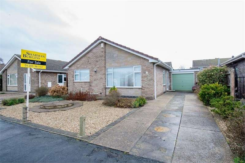 2 Bedrooms Detached Bungalow for sale in Ashlawn Drive, Boston, Lincolnshire