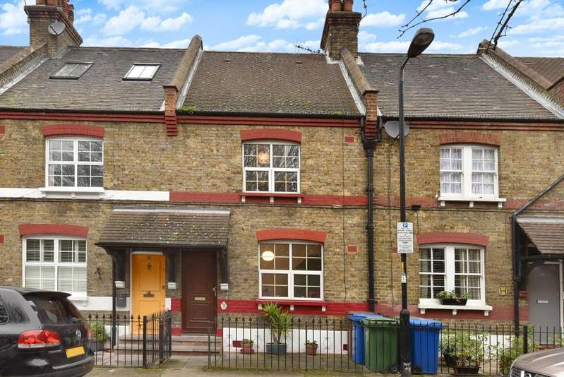 3 Bedrooms Terraced House for sale in Date Street London SE17