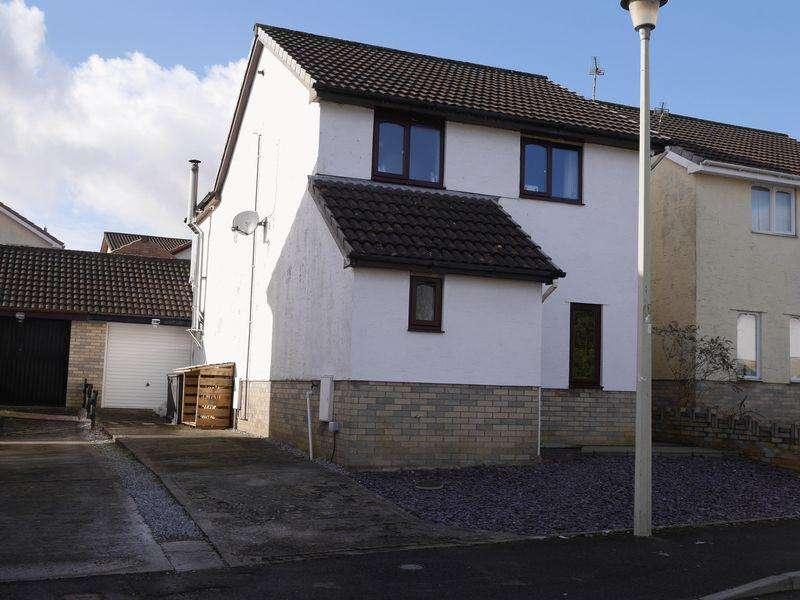 4 Bedrooms Detached House for sale in Angelton Green, Pen-Y-Fai Bridgend CF31 4LQ
