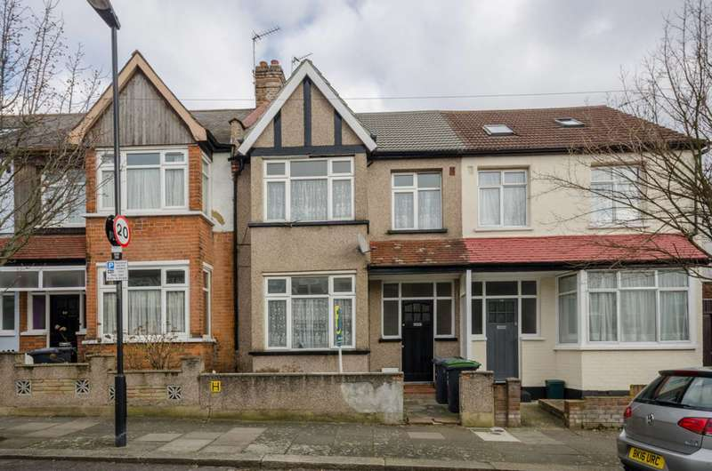 3 Bedrooms House for sale in Berwick Road, Wood Green, N22