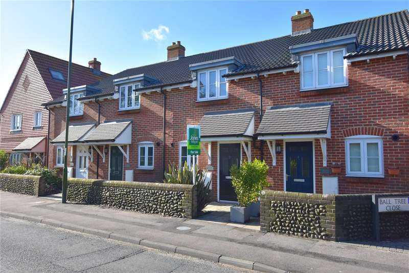 2 Bedrooms Terraced House for sale in Busticle Lane, Sompting, West Sussex, BN15
