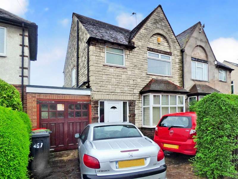 4 Bedrooms Semi Detached House for rent in Queens Road, Beeston, Nottingham, NG9 2BB